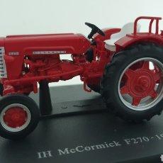 Modelos a escala: TRACTOR IH MCCORMICK F270 DE 1964.. Lote 192380891