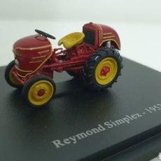 Modelos a escala: TRACTOR REYMOND SIMPLEX DE 1953.. Lote 187383965