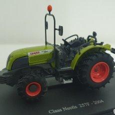 Modelos a escala: TRACTOR CLASS NECTIS 257F DE 2004. Lote 187430331