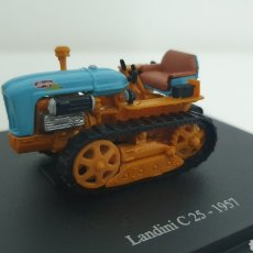 Modelos a escala: TRACTOR LANDINI C25 DE 1957.. Lote 187101598