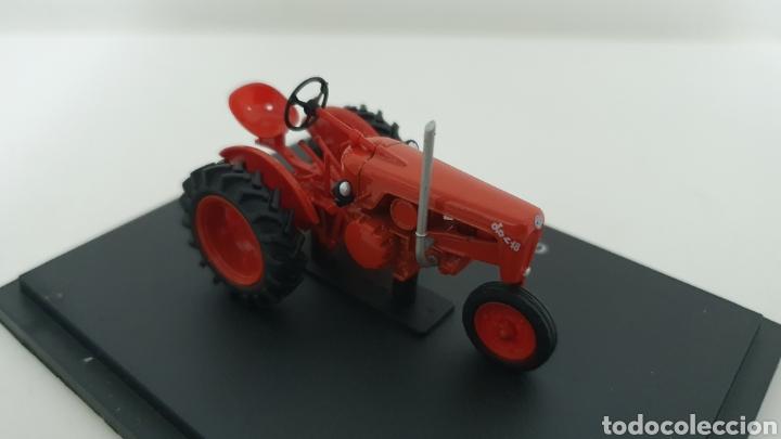 Modelos a escala: Tractor OTO C 18 R3 de 1953. - Foto 3 - 231068040