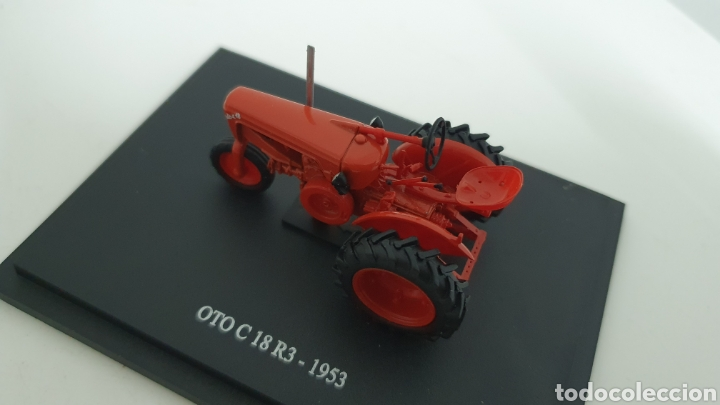 Modelos a escala: Tractor OTO C 18 R3 de 1953. - Foto 5 - 231068040