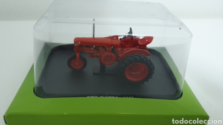 Modelos a escala: Tractor OTO C 18 R3 de 1953. - Foto 6 - 231068040