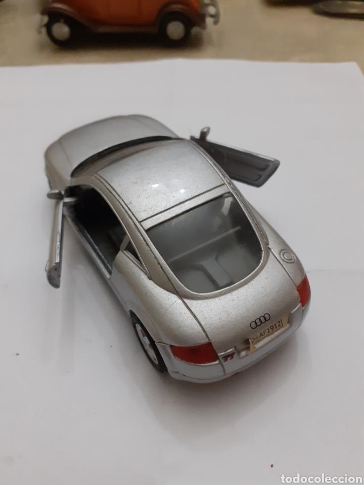 Modelos a escala: Coche metal coleccionismo audi TT roadster WELLY - Foto 2 - 233023535