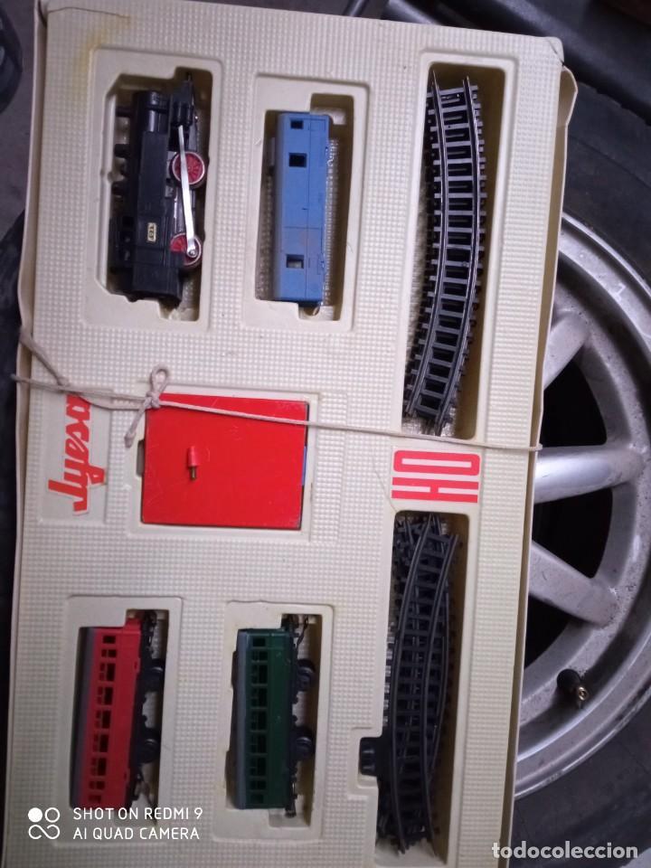 Modelos a escala: Tren jyesa para piezas - Foto 2 - 233052550