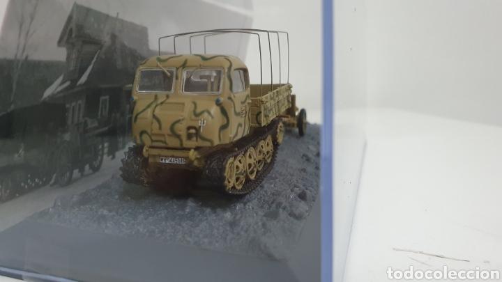 Modelos a escala: Tanque Division Panzer Steyr RS0 0/1. - Foto 2 - 233824410