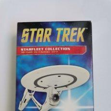 Modelos a escala: STAR TREK STARFLEET COLLECTION 1/6200 SCALE. Lote 234464190