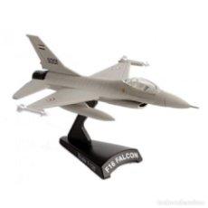 Modelos a escala: F16 FALCON USA 1:126 AVION DE COMBATE DEL PRADO DIECAST #027. Lote 236321840