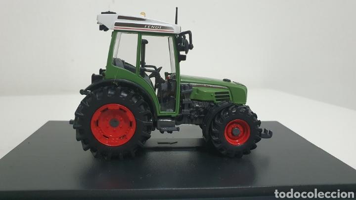 Modelos a escala: Tractor Fendt 209 F de 2005. - Foto 2 - 240741070