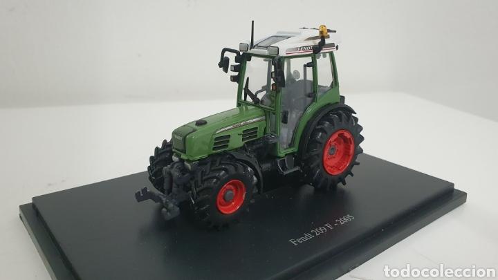 Modelos a escala: Tractor Fendt 209 F de 2005. - Foto 3 - 240741070