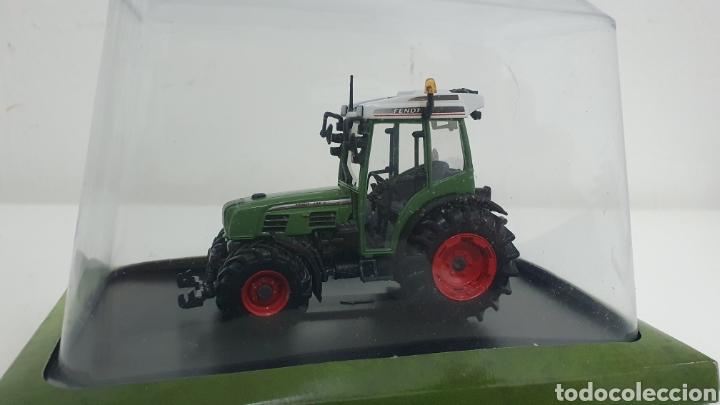 Modelos a escala: Tractor Fendt 209 F de 2005. - Foto 4 - 240741070