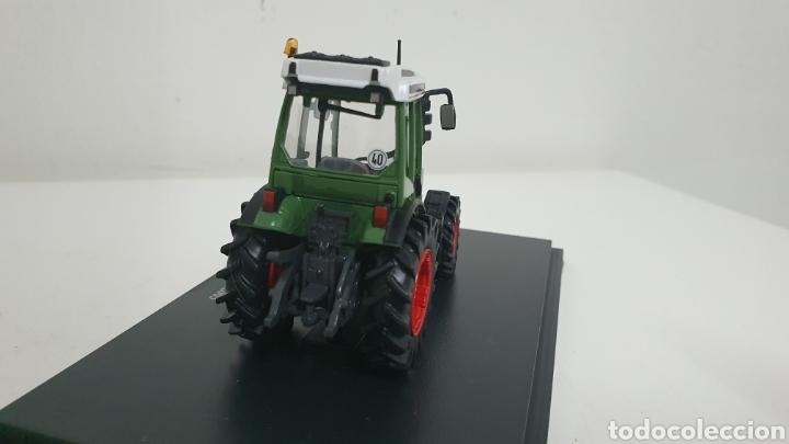 Modelos a escala: Tractor Fendt 209 F de 2005. - Foto 5 - 240741070