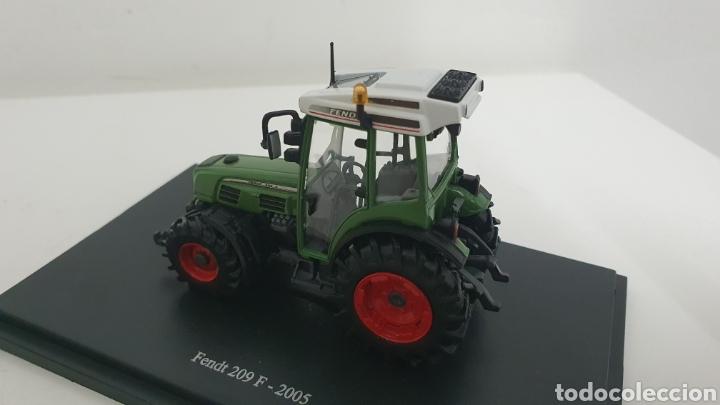 Modelos a escala: Tractor Fendt 209 F de 2005. - Foto 6 - 240741070