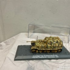 Modelli in scala: ANTIGUO MAQUETA TANQUE PANZARJAGER TIGER (O) ELEFANT SD KGS 184, ANZOÁTEGUIS ÍTALY 1944. Lote 240885800