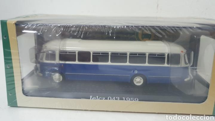 AUTOBÚS JELCZ 043 DE 1959. (Juguetes - Modelos a escala)