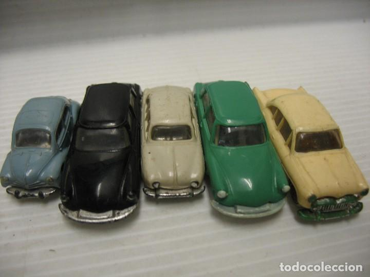 Modelos a escala: lote de 5 coches de norev a esc.1,87 HO (igual anguplas ) - Foto 9 - 241063390