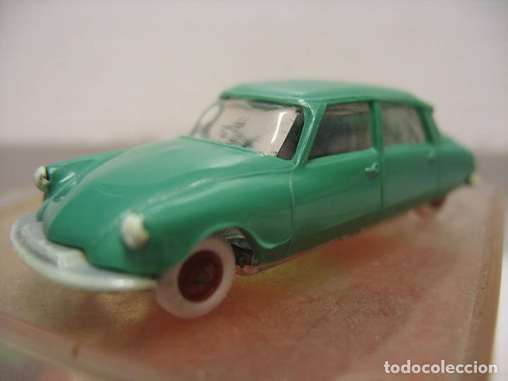 Modelos a escala: lote de 5 coches de norev a esc.1,87 HO (igual anguplas ) - Foto 16 - 241063390