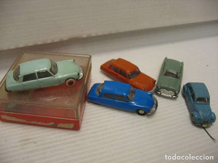 Modelos a escala: lote de 5 coches de norev a esc.1,87 HO (igual anguplas ) - Foto 9 - 241064435