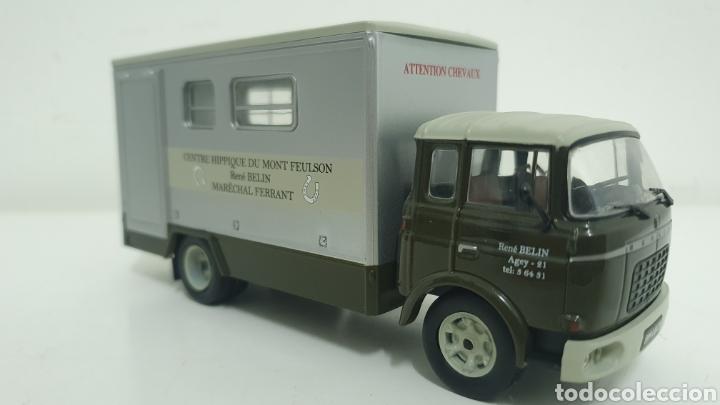 Modelos a escala: Camión Berliet GAK. - Foto 2 - 241116495