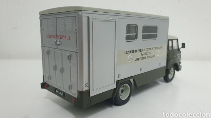 Modelos a escala: Camión Berliet GAK. - Foto 3 - 241116495