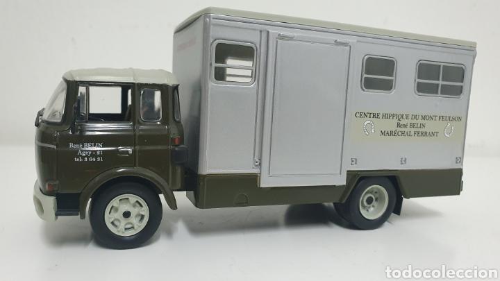 Modelos a escala: Camión Berliet GAK. - Foto 5 - 241116495