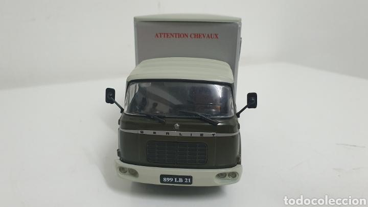 Modelos a escala: Camión Berliet GAK. - Foto 6 - 241116495