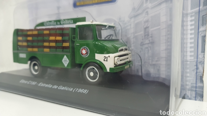 Modelos a escala: Camión Ebro C150 de 1968. - Foto 2 - 241121655