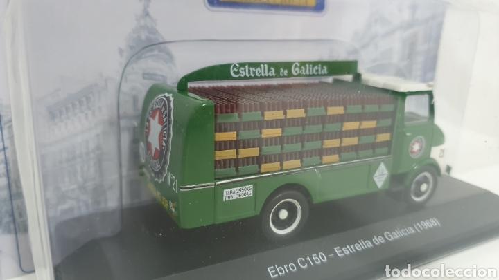 Modelos a escala: Camión Ebro C150 de 1968. - Foto 4 - 241121655