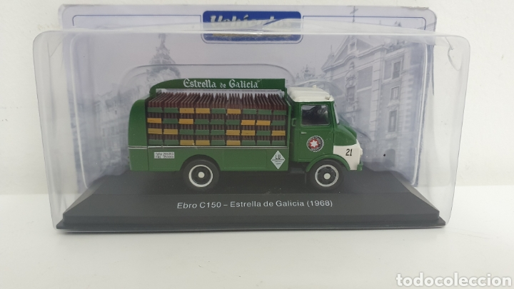 Modelos a escala: Camión Ebro C150 de 1968. - Foto 5 - 241121655