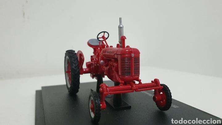 Modelos a escala: Tractor Mc Cormick Farmall Super FC de 1955. - Foto 2 - 241141195