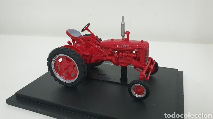 Modelos a escala: Tractor Mc Cormick Farmall Super FC de 1955. - Foto 3 - 241141195