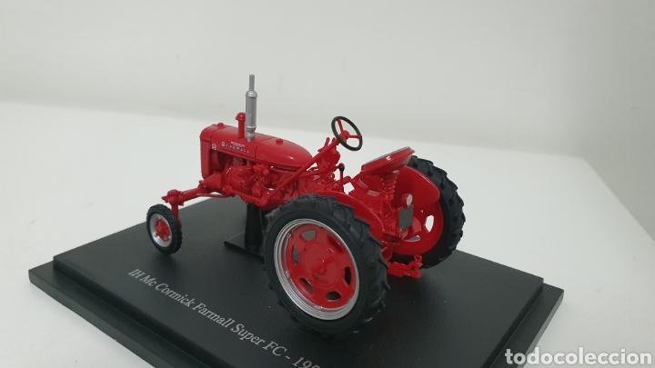 Modelos a escala: Tractor Mc Cormick Farmall Super FC de 1955. - Foto 5 - 241141195
