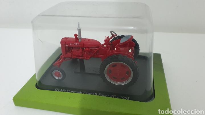 Modelos a escala: Tractor Mc Cormick Farmall Super FC de 1955. - Foto 6 - 241141195