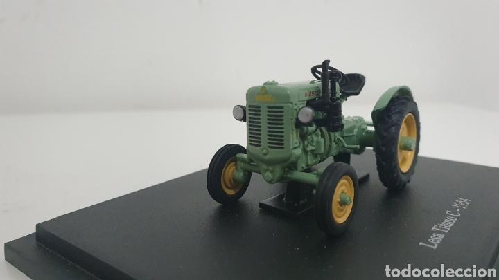 Modelos a escala: Tractor Lesa Titano C de 1954. - Foto 2 - 241142520