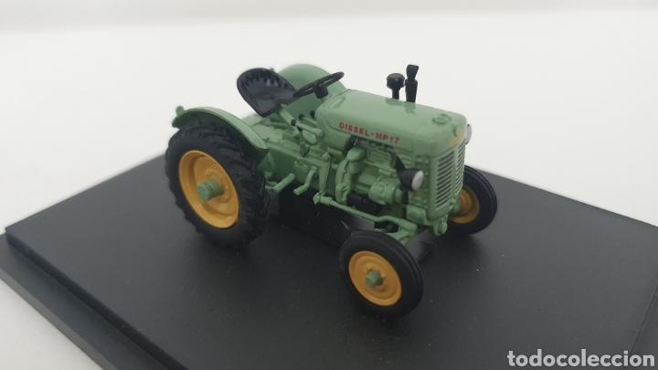Modelos a escala: Tractor Lesa Titano C de 1954. - Foto 3 - 241142520