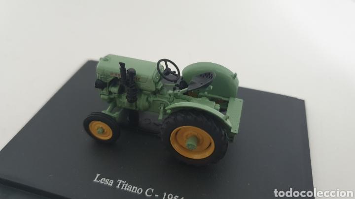 Modelos a escala: Tractor Lesa Titano C de 1954. - Foto 5 - 241142520