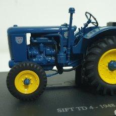 Modelos a escala: TRACTOR SIFT TD4 DE 1948.. Lote 241379900