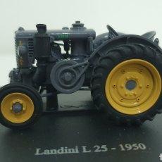 Modelos a escala: TRACTOR LANDINI L25 DE 1950.. Lote 241380520