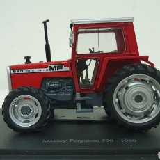 Modelos a escala: TRACTOR MASSEY FERGUSON 590 DE 1980.. Lote 263072965