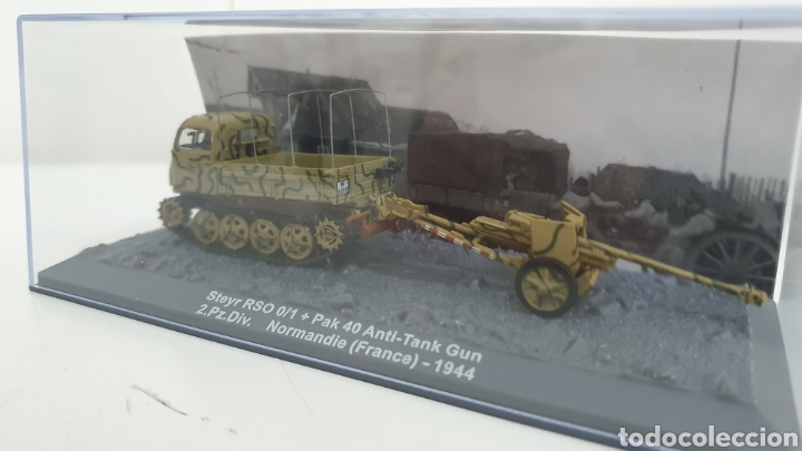 Modelos a escala: Tanque Division Panzers. - Foto 3 - 241661370