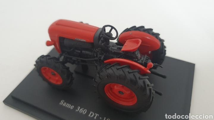 Modelos a escala: Tractor Same 360 DT de 1963. - Foto 5 - 241740185
