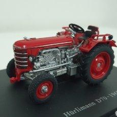 Modelos a escala: TRACTOR HURLIMANN D70 DE 1962.. Lote 241843180