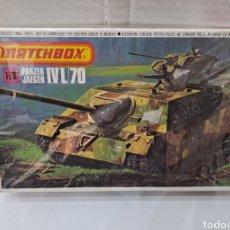 Modelos a escala: MATCHBOX PANZER JAEGER IV L / 70. NUEVO. PRECINTADO. ESCALA 1/70. PK-87. 1983.TANQUE. CARRO COMBATE.. Lote 241923310