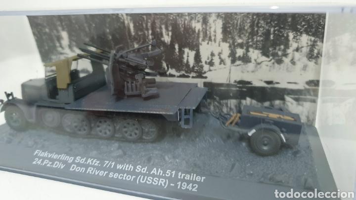 Modelos a escala: Camión Tanque División Panzers 1942. - Foto 3 - 241971645