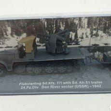 Modelos a escala: CAMIÓN TANQUE DIVISIÓN PANZERS 1942.. Lote 241971645