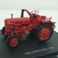 Modelos a escala: TRACTOR FAHR D180/D180H DE 1954.. Lote 242031730