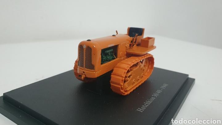 Modelos a escala: Tractor oruga Hotchkiss 30/40 de 1948. - Foto 4 - 242034410