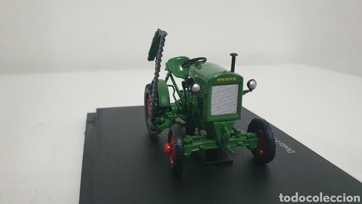 Modelos a escala: Tractor Deutz F1M 414 de 1946. - Foto 2 - 242042970