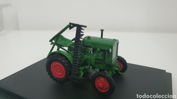 Modelos a escala: Tractor Deutz F1M 414 de 1946. - Foto 3 - 242042970