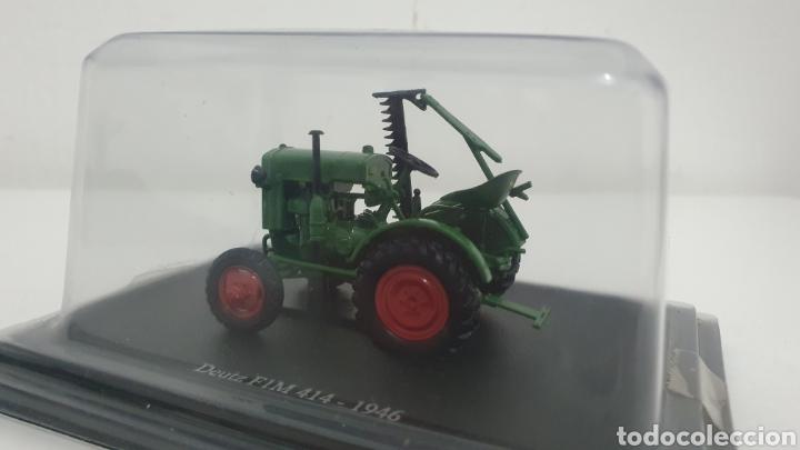 Modelos a escala: Tractor Deutz F1M 414 de 1946. - Foto 5 - 242042970